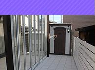 ウッドデッキ ・  テラス ・ ガーデンルーム