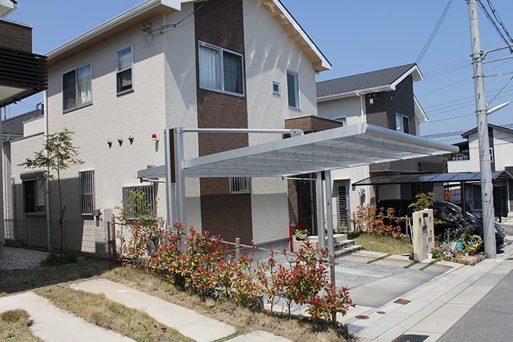 神戸市北区 I様邸の完成写真2