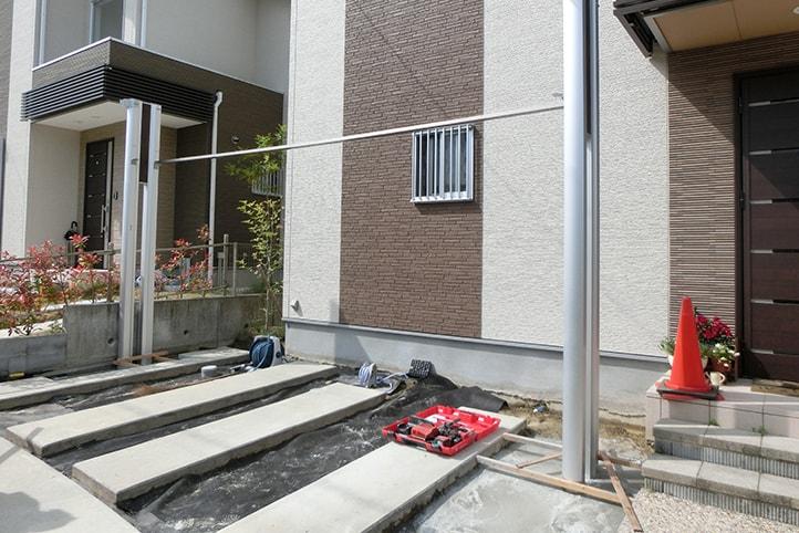 神戸市北区 I様邸の施工写真7