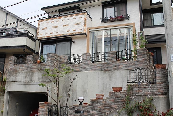 神戸市須磨区 Y様邸の完成写真2