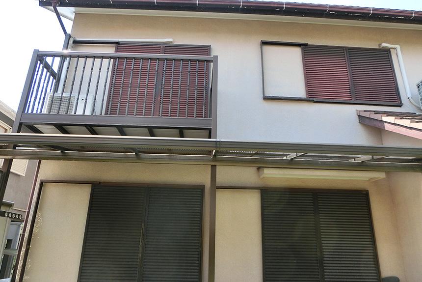 神戸市西区 U様邸の施工前の様子2