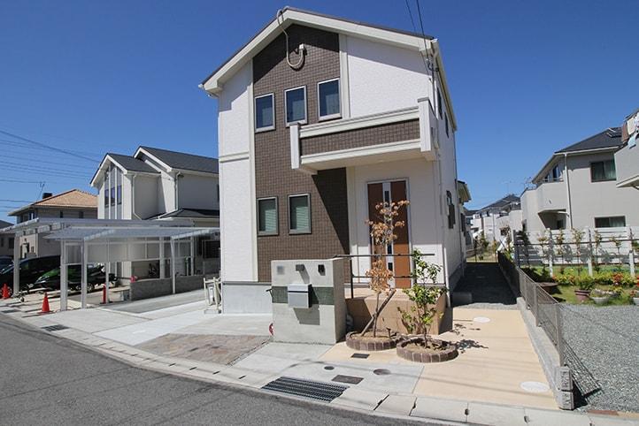 神戸市垂水区 B様邸の完成写真2