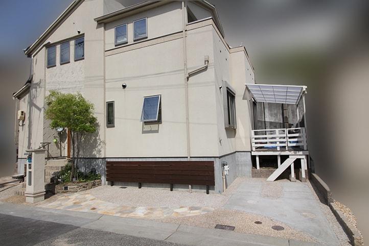 神戸市垂水区 H様邸の完成写真2