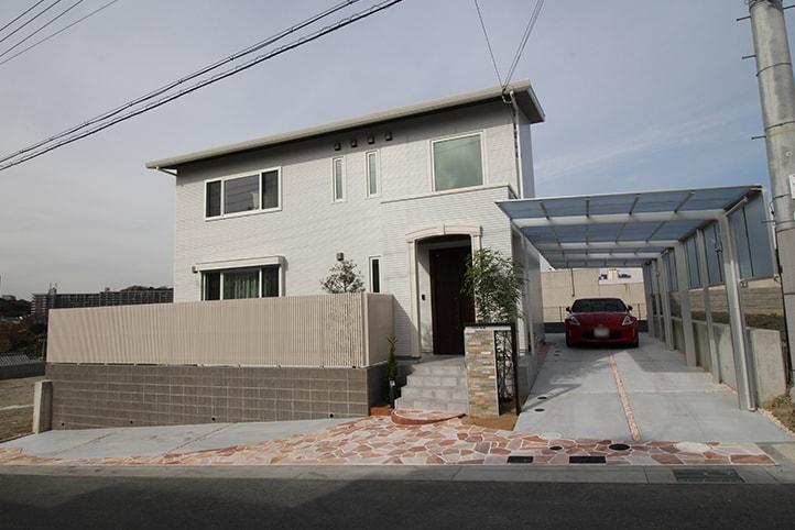 神戸市須磨区 K様邸の完成写真3