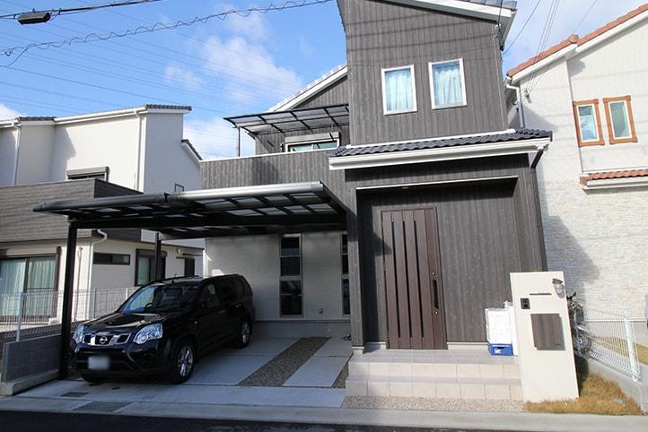 神戸市須磨区 M様邸の完成写真4