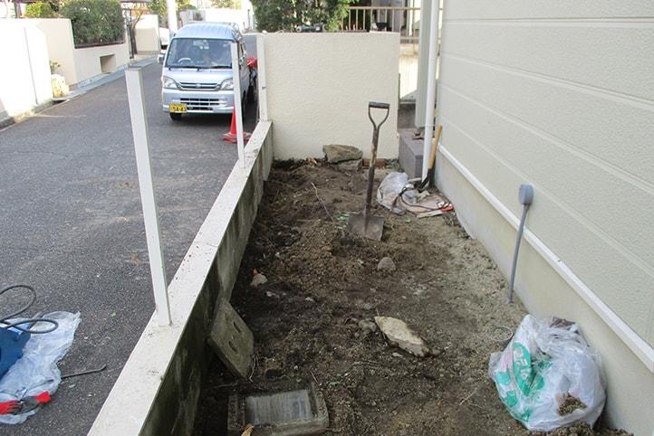 神戸市西区 F様邸の施工中写真10