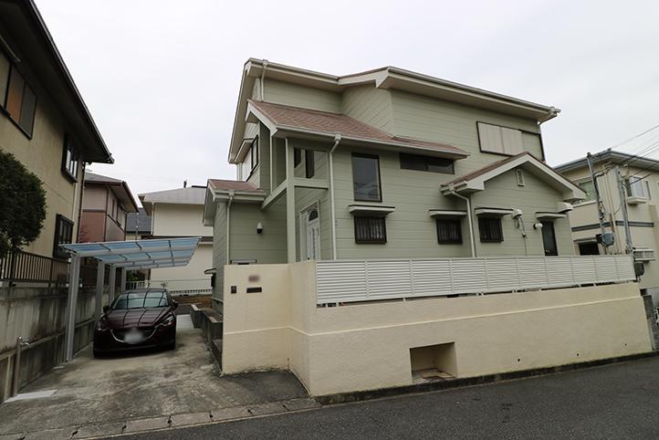 神戸市西区 F様邸の完成写真2