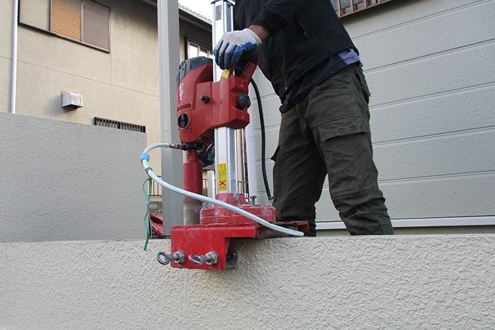 神戸市西区 F様邸の施工中写真23