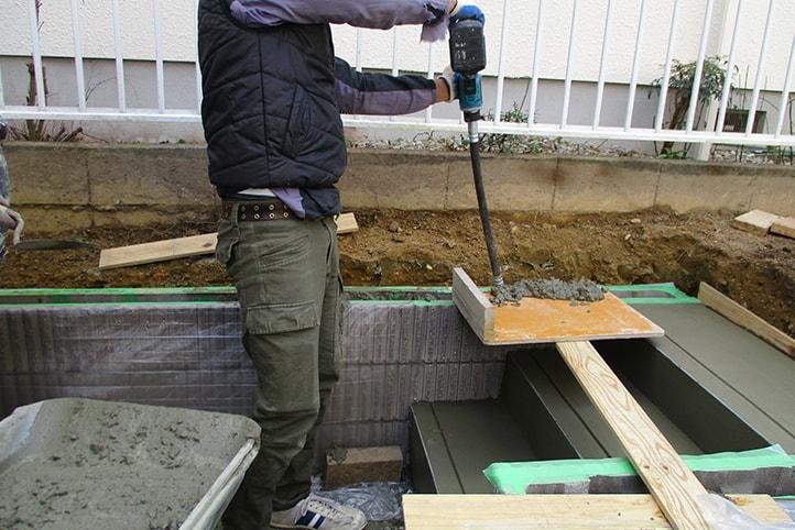 神戸市西区 F様邸の施工中写真27