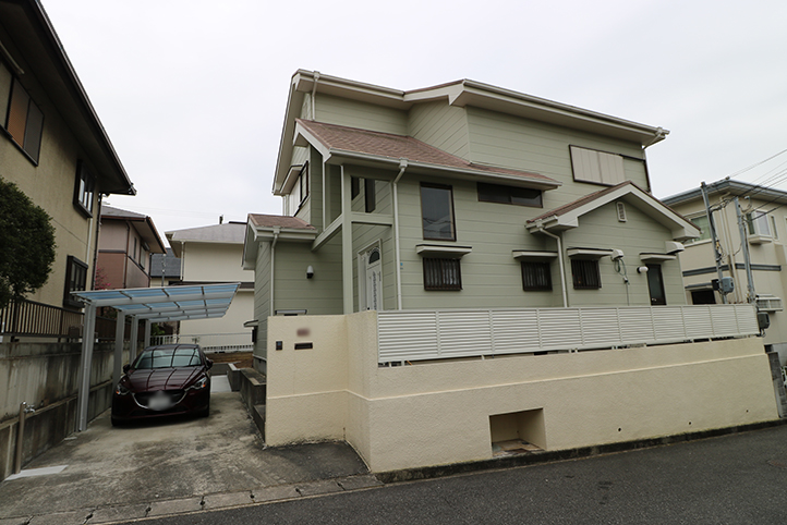 神戸市西区 F様邸の施工中写真6