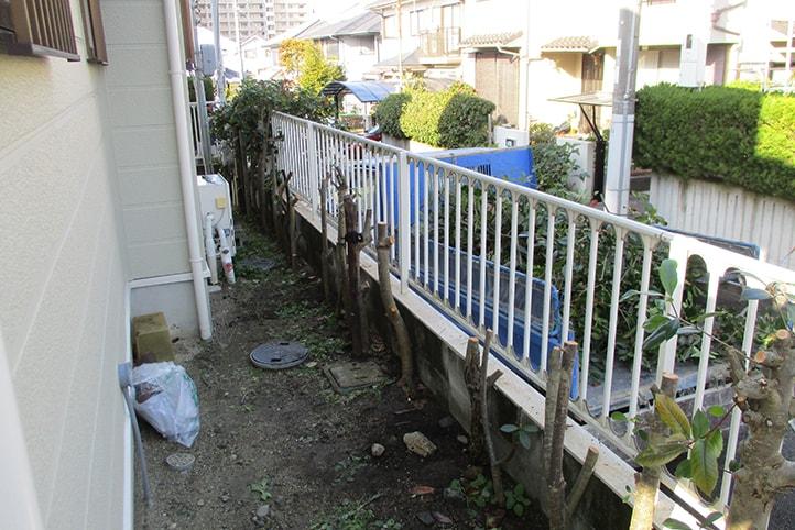 神戸市西区 F様邸の施工中写真7