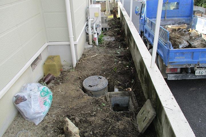 神戸市西区 F様邸の施工中写真9