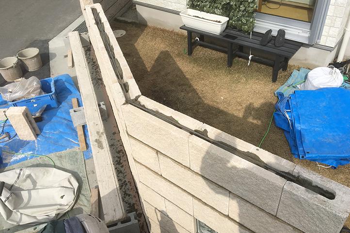 神戸市西区 S様邸の施工中の様子19