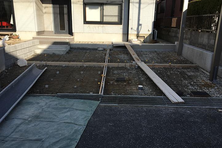 神戸市北区 S様邸の施工中の様子11