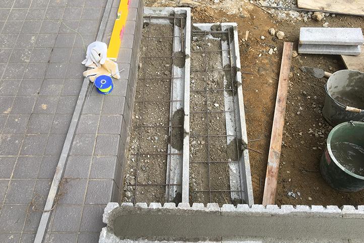 神戸市北区 S様邸の施工中の様子6