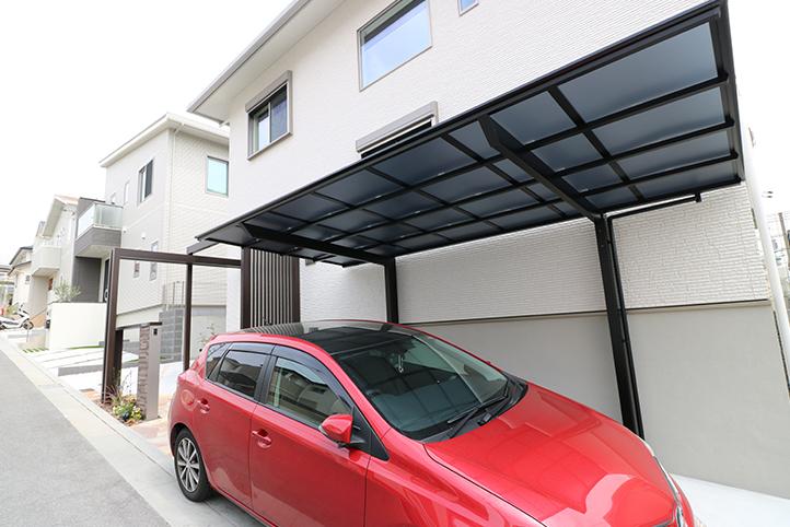神戸市須磨区 K様邸の完成写真2