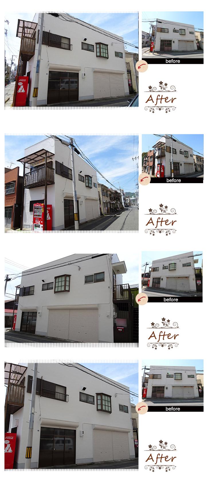 神戸市長田区 Y様邸の完成写真1
