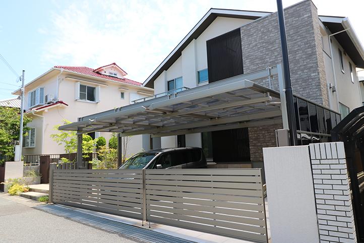 神戸市西区T様邸の完成写真2