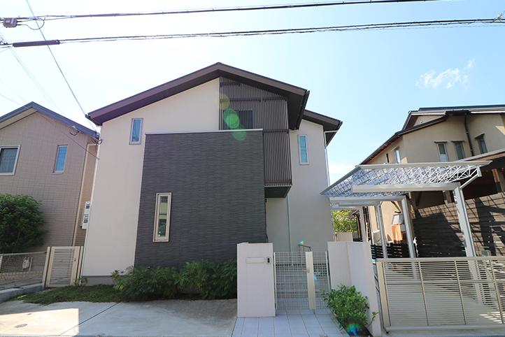 神戸市西区N様邸の完成写真2