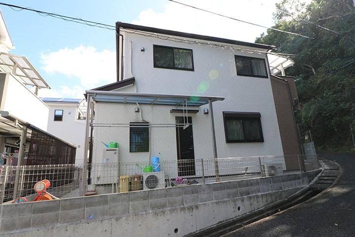 神戸市垂水区 S様邸の完成写真2