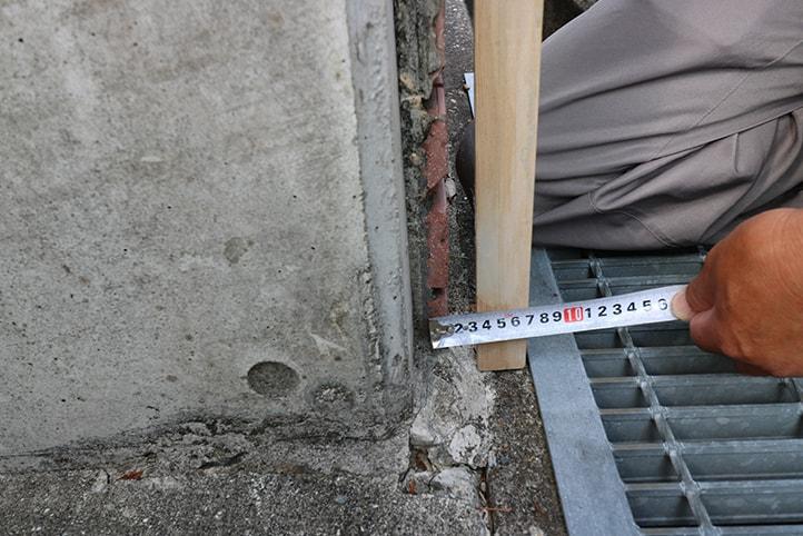 神戸市須磨区 S様邸の施工中の様子3