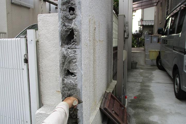 神戸市須磨区 S様邸の施工中の様子11
