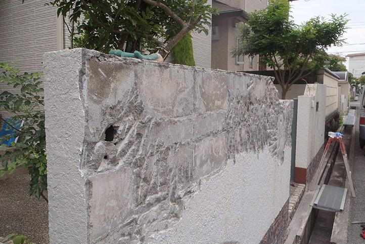神戸市須磨区 S様邸の施工中の様子12