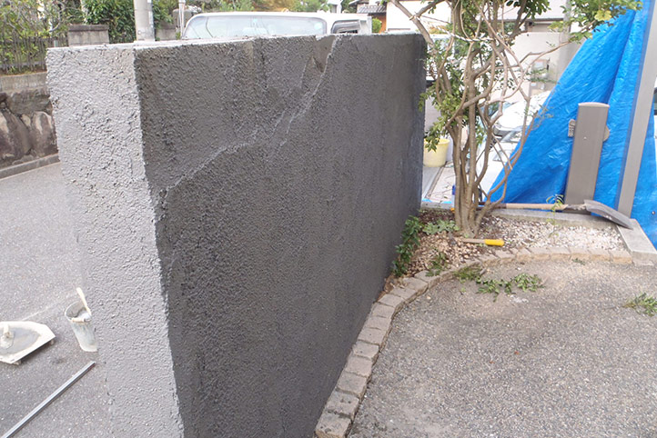 神戸市須磨区 S様邸の施工中の様子23