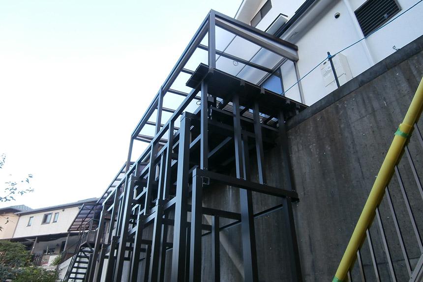神戸市垂水区 T様邸の施工中の様子22