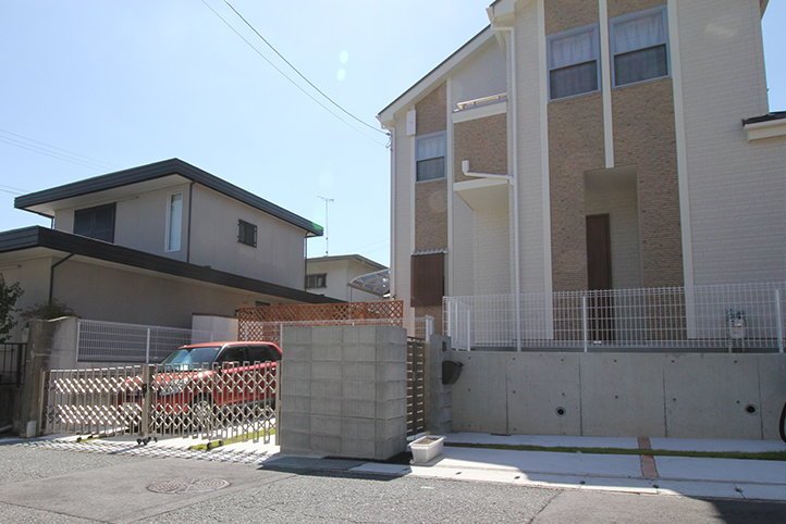 神戸市垂水区 A様邸の完成写真2