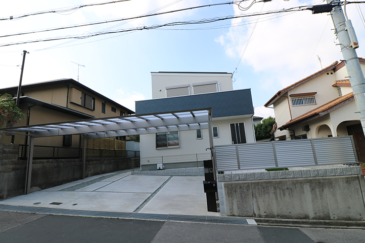神戸市西区I様邸の完成写真5