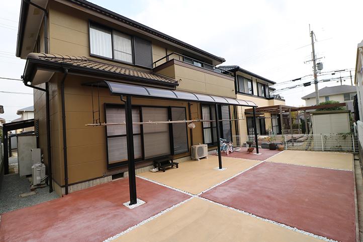 神戸市西区F様邸の完成写真2