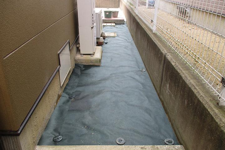 神戸市西区F様邸の施工中の様子19