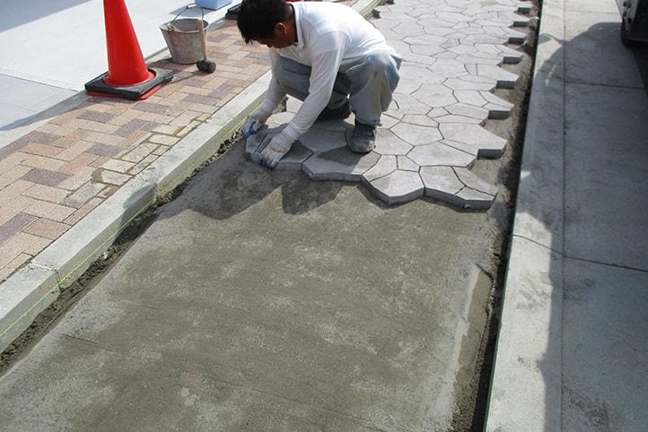 神戸市垂水区 K様邸の施工中の様子20