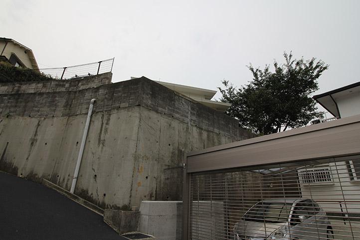神戸市垂水区 S様邸の施工中の様子10