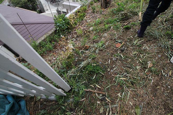 神戸市垂水区 S様邸の施工中の様子25