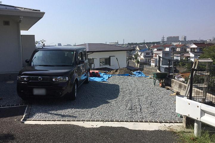 神戸市垂水区 S様邸の施工中の様子30