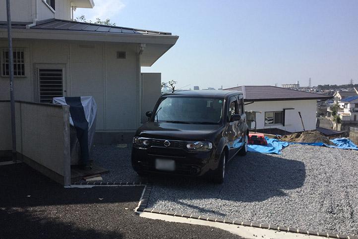 神戸市垂水区 S様邸の施工中の様子31