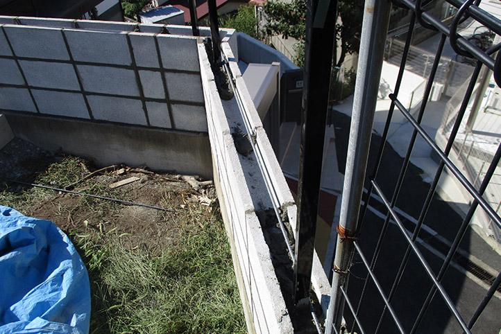 神戸市垂水区 S様邸の施工中の様子42