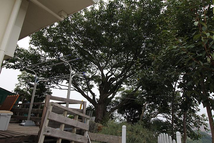 神戸市垂水区 S様邸の施工中の様子1