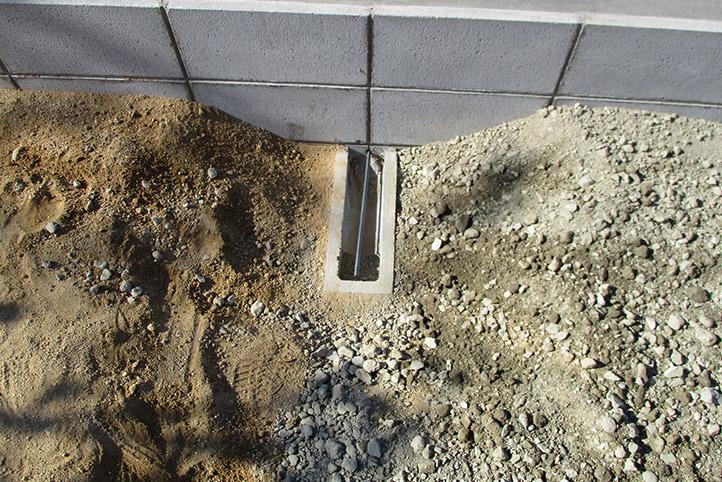 神戸市垂水区 S様邸の施工中の様子47