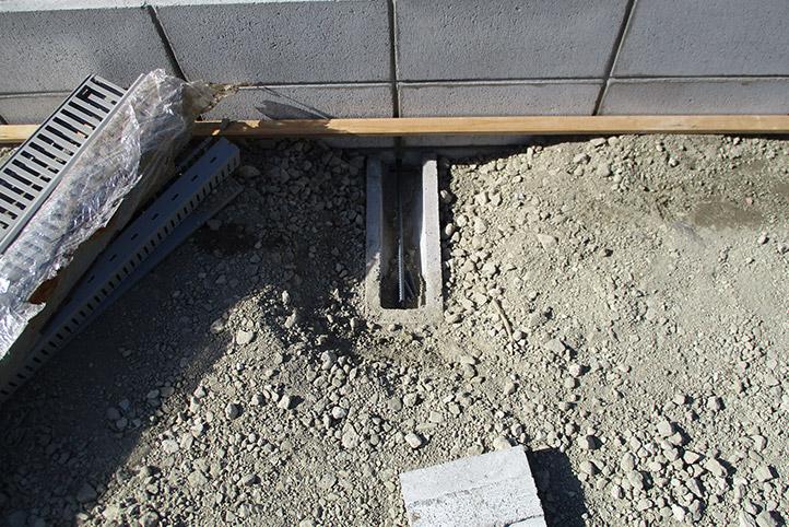 神戸市垂水区 S様邸の施工中の様子48