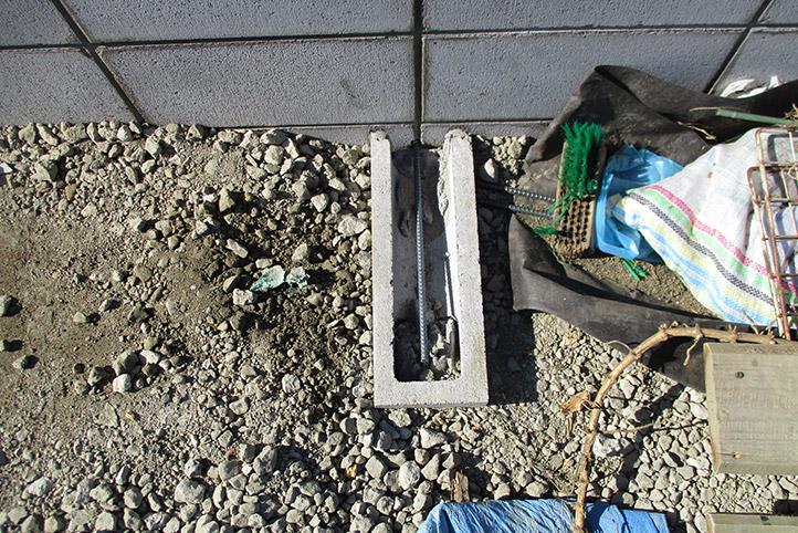 神戸市垂水区 S様邸の施工中の様子49