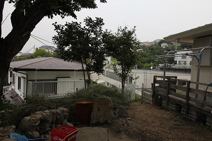神戸市垂水区 S様邸の施工中の様子5