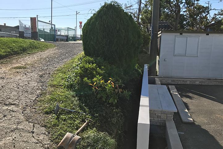 神戸市西区K様 施工中の様子3