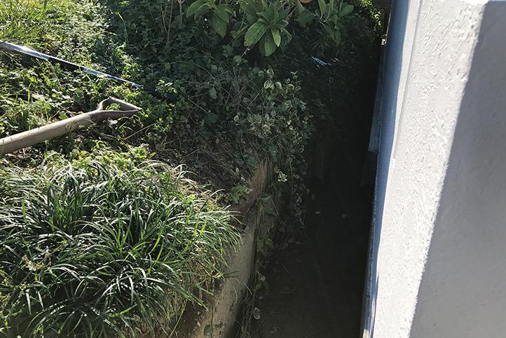 神戸市西区K様 施工中の様子5
