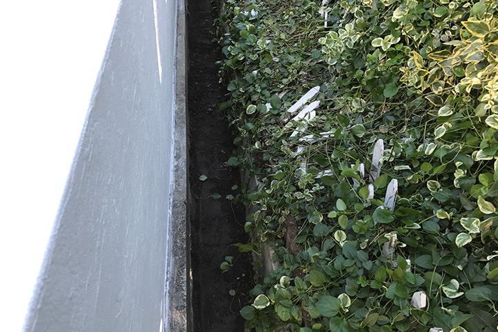 神戸市西区K様 施工中の様子6