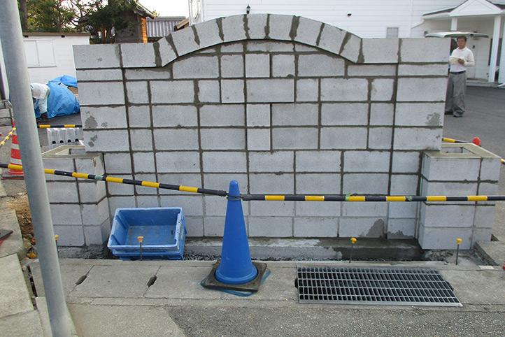 神戸市西区K様 施工中の様子27
