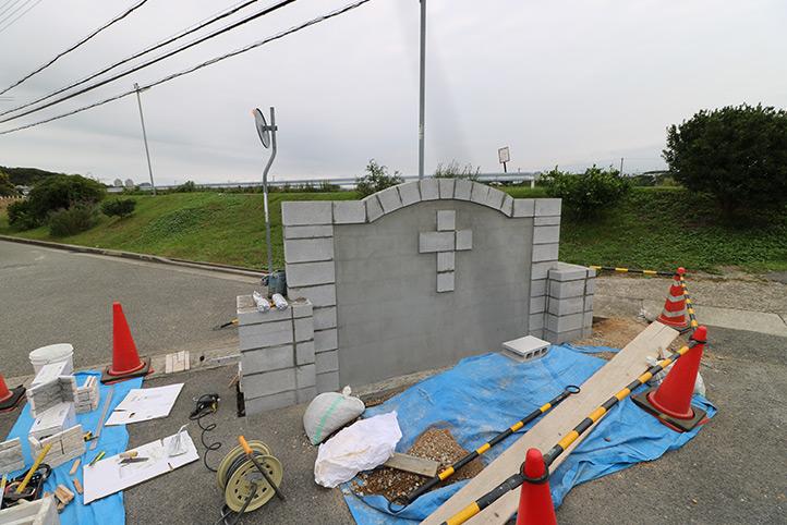 神戸市西区K様 施工中の様子31
