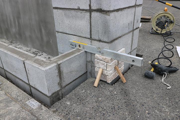神戸市西区K様 施工中の様子32
